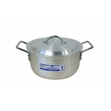 Saffron Cooking Pot